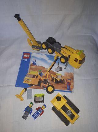 Lego 4668 Grua
