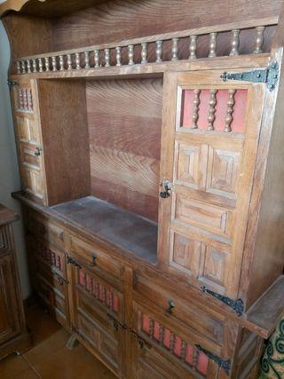 armario rustico