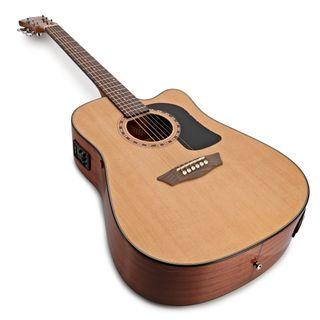 Guitarra electroacústica Washburn AD5CEN