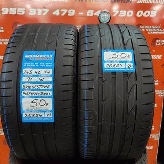 Neumaticos 245 40 17 91W Bridgestone Ref.26854