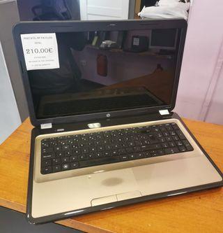 HP 17 PULGADAS 6 GIGAS Y DISCO SSD