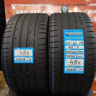 Neumaticos 245 35 18 88Y Rft Bridgestone Ref.26839