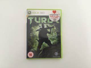 TUROK - Xbox 360 - PAL UK