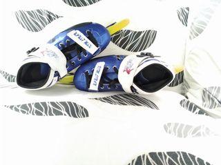 vendo patines de velocidad