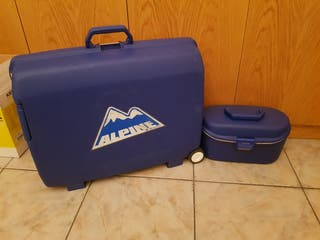 maleta y neceser samsonite