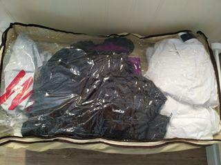 conjunto mujer ropa nieve