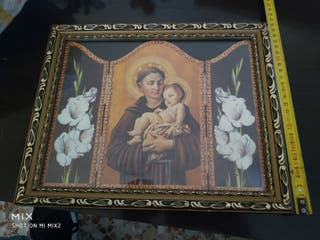 2 cuadros religiosos