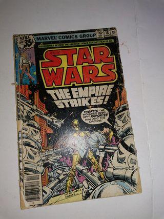 Star Wars Marvel número 18.