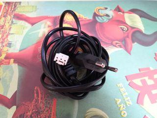 Cable alimentación 2mtr con conector [328]