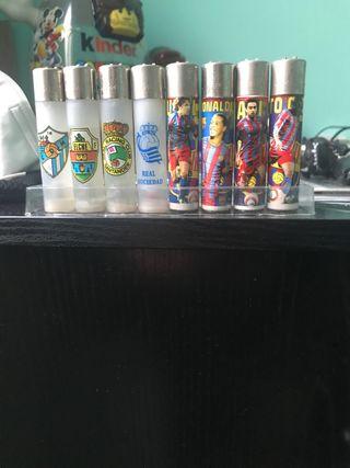 Mecheros Clipper coleccion