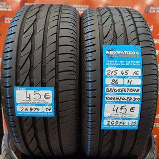 Neumaticos 215 45 16 86H Bridgestone Ref.26914