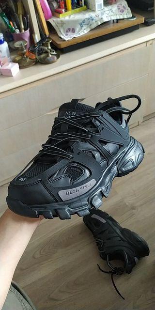 zapatillas estilo balenciaga track
