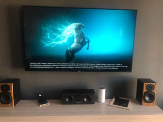 Tv SonyDx 85 Android tv 65 pulgadas 4K ,HDR