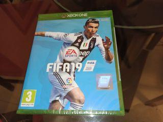 FIFA 19 - Xbox One ( Precintado )