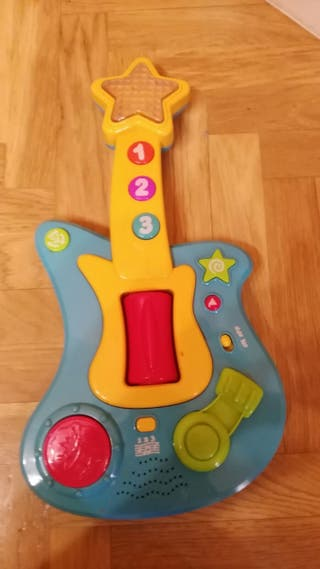 Guitarra Musical Infantil
