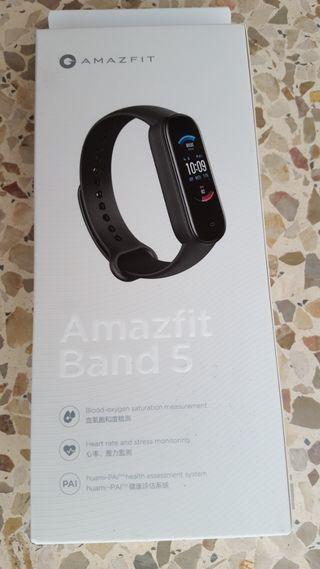 Pulsera inteligente Amazfit Band 5