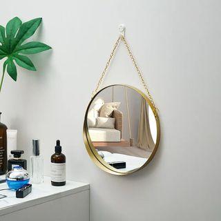 Espejo redondo. Espejo de pared