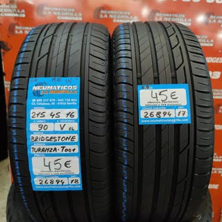 Neumaticos 215 45 16 90V Bridgestone Ref.26894