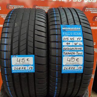 Neumaticos 215 45 17 91W Bridgestone Ref.26878