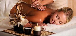 oferta 1 h masaje relajante con aromaterapia