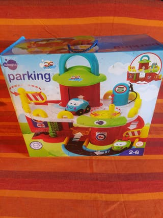 parking Imaginarium niño