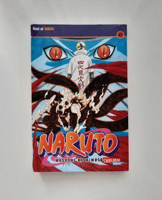 """Naruto"" Tomo XLVII (47) en alemán"