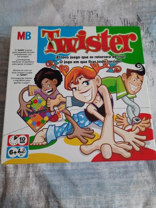 Twister (juego de mesa)