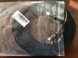 Cable HDMI a HDMI 10 metros
