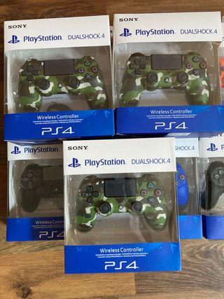 PS4 DualShock wireless controller v2
