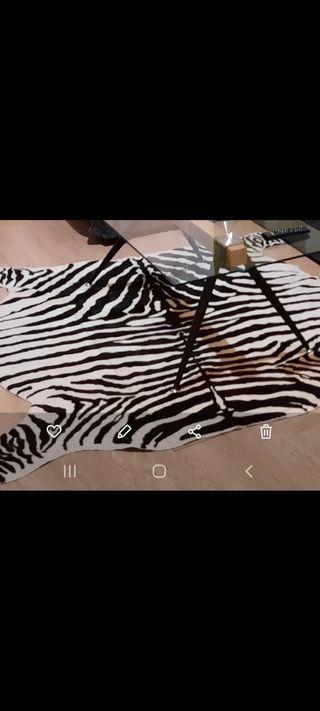 Alfombra Cebra