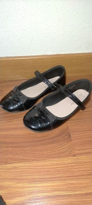 Zapatos niña talla 33-34