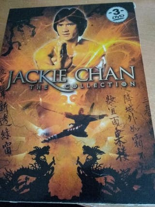 dvd Jackie Chan the collection