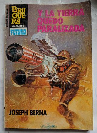 libro novela ciencia ficción Y la tierra quedó par
