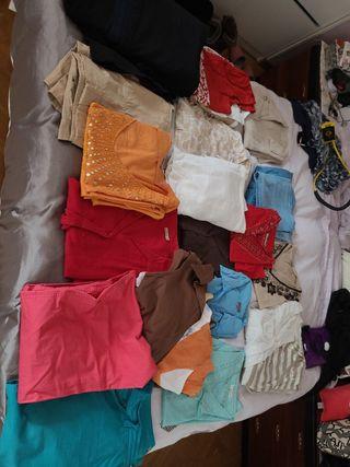 lote de ropa más de 36 prendas
