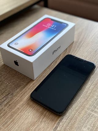 Apple iPhone X 64gB IMPECABLE