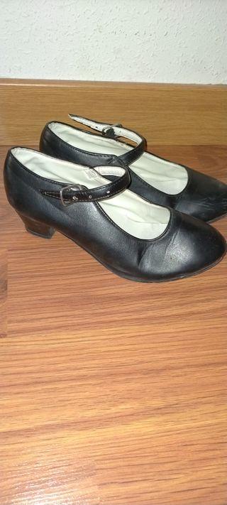 Zapatos niña talla 33