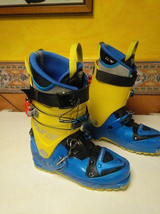 botas esqui de travesía