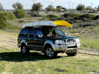 Nissan Navara todoterreno pick up 4x4