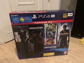 PS4 Pro 1Tb PRECINTADA