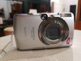 Cámara fotos Digital Canon Ixus 9701S