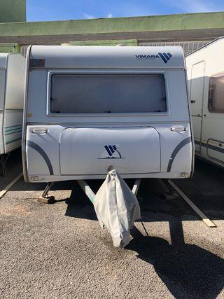 Caravana Knaus Vimara 500 UK
