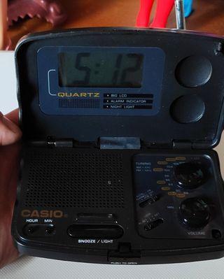 Radio Casio pocket de bolsillo