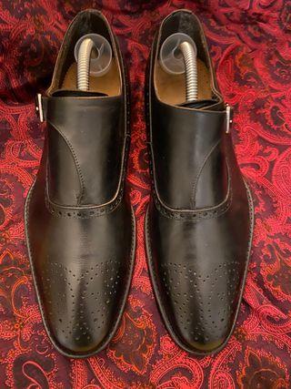 ORTIZ & REED 345€ Lujo T 41,5 zapatos Caballero