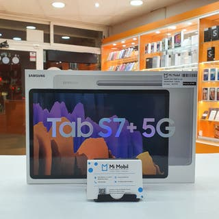 SAMSUNG GALAXY TAB S7 PLUS 5G 128GB LTE - NUEVO