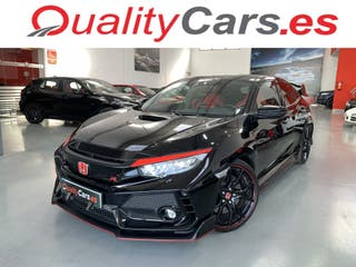 Honda Civic TYPE R GT 320CV 2018
