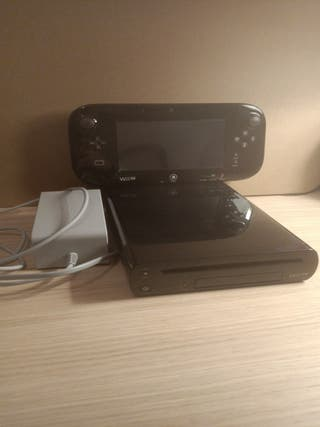 Wii U Negro