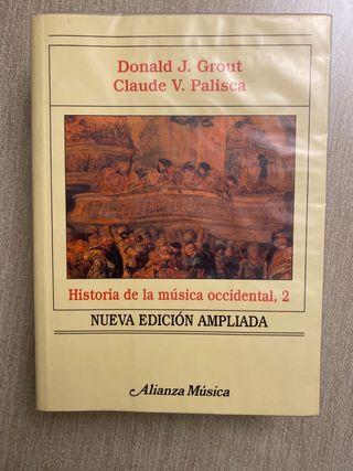 Historia de la música occidental 2