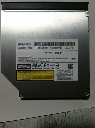 SONY VAIO Grabadora de Blu-ray Panasonic UJ240