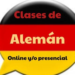 Profesora de refuerzo de alemán