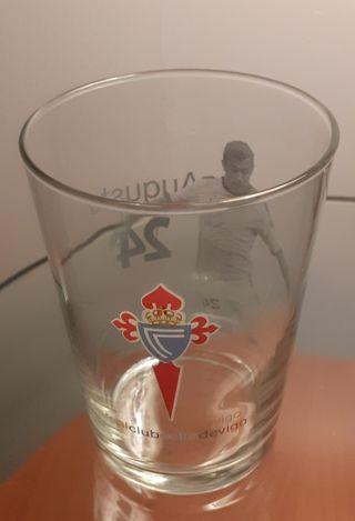 Vaso sidra/agua Celta de Vigo